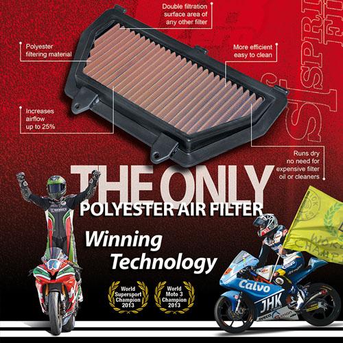 P08 Sprint Filter